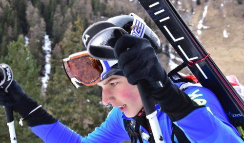 Luca Tomasoni Argento ai Mondiali di Sci Alpinismo di Villars