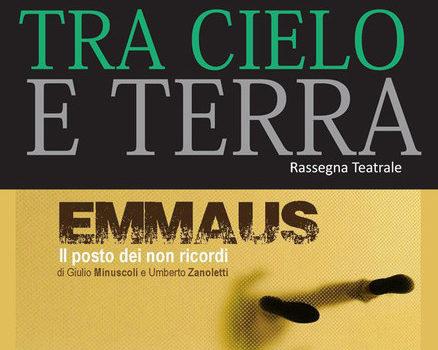 "Tra cielo e terra: a Clusone in scena ""Emmaus"""