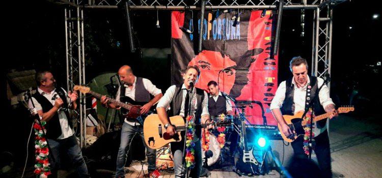 Music Day a Leffe,Primo Maggio nel ricordo di Rino Gaetano