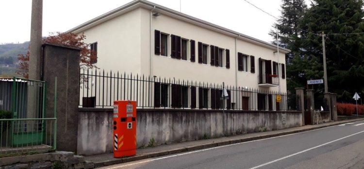 Riaperta dopo un anno la caserma dei Carabinieri di Gandino