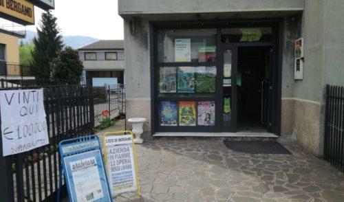 Superenalotto, a Cazzano una Buona Pasqua da 100.000 euro
