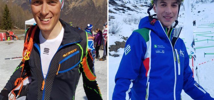 Lizzola: Tomasoni e Boffelli dominano la tre giorni di sci alpinismo
