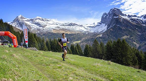 Matteo Bossetti e Samantha Galassi firmano la seconda edizione della Valzurio Trail