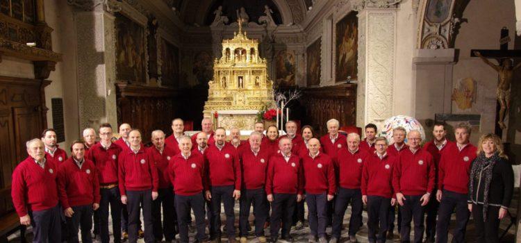 20 anni in musica per il Coro La Presolana
