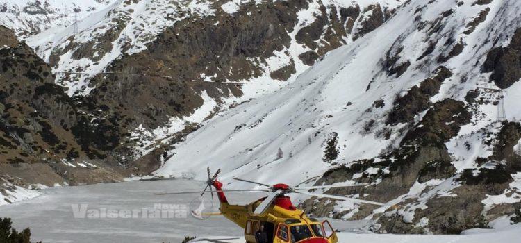 Elisoccorso in Val Seriana, due volte al Rifugio Curò