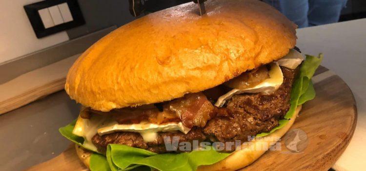 Hamburger famiglia, a Clusone la gustosa novità