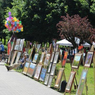 """Sabato 25 maggio nel Parco dell'Ospedale Locatelli di Piario torna """"Hospital'Arte"""""""