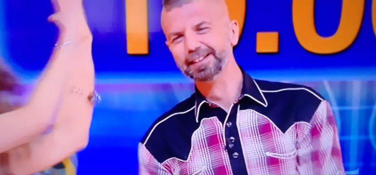 Nuova vincita del Bepi su Canale 5
