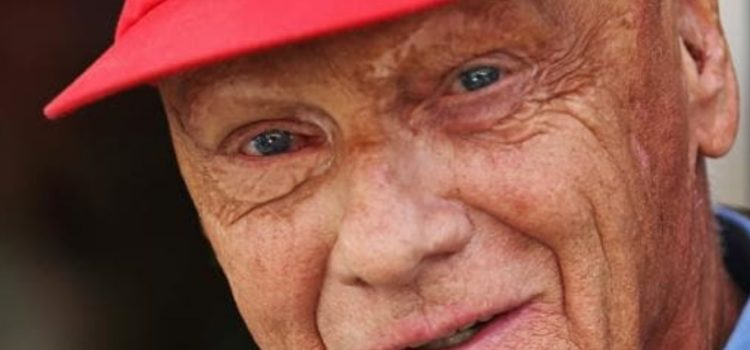 Lutto nella Formula 1, addio a Niki Lauda