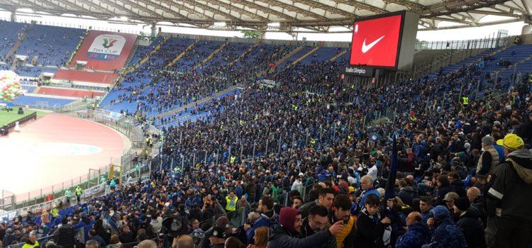 Lazio – Atalanta 2-0, l'amarezza dei bergamaschi