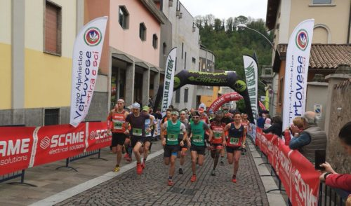 Trail del Segredont – foto e classifica