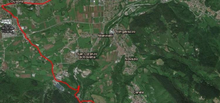 Unione Comuni Presolana, strade chiuse per il Giro d'Italia