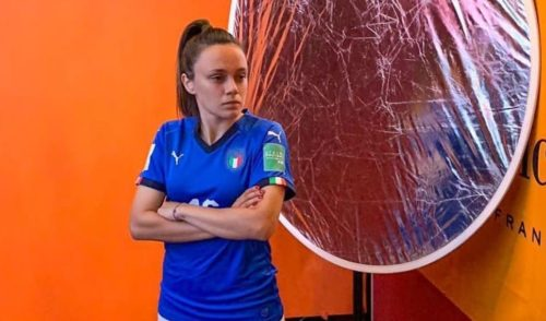 La Val Seriana al Mondiale di calcio femminile con Anna Serturini