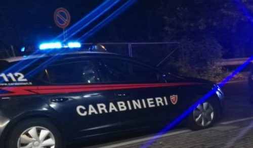 Clusone, denunciato 19enne per resistenza a pubblico ufficiale