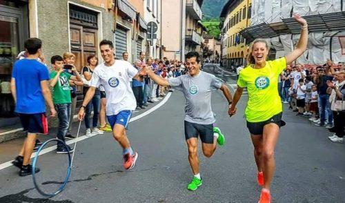 Corsa di Zerc, a Leffe vincono Michela, Pietro e Giuppi