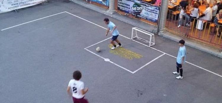 """Nel weekend """"Fiorano Street Soccer"""": il torneo delle """"portine"""" compie 10 anni"""