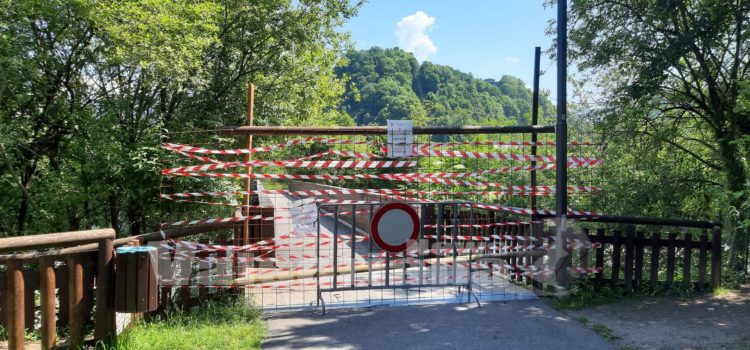 Fiorano al Serio, si rifanno i ponti della pista ciclabile