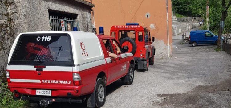 17enne ferita lungo il sentiero della Val Vertova
