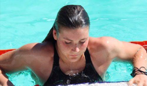Sara Ongaro, da Villa di Serio alle Olimpiadi Universitarie 2019