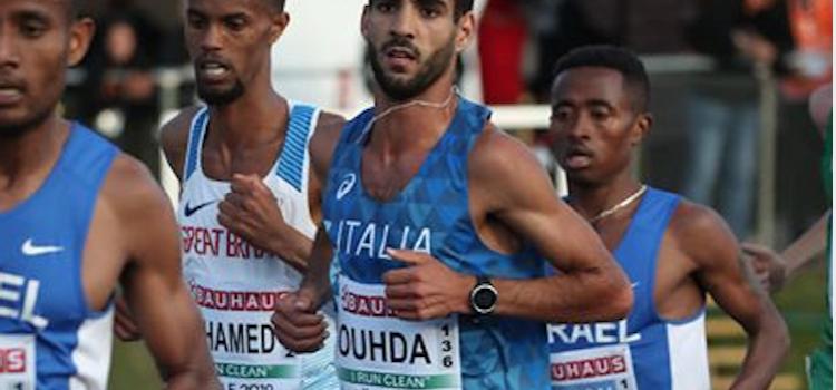 Campionati europei, Ahmed Ouhda supera il suo record personale