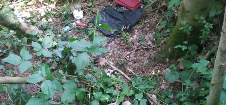 Nazzarena è stata ritrovata, la 55enne era dispersa nei boschi di Albino