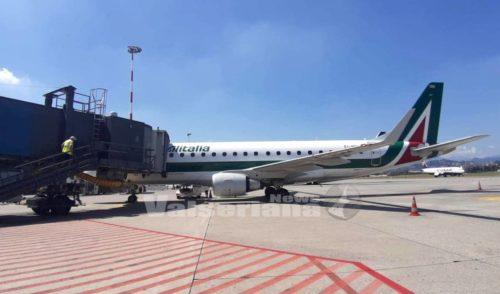Alitalia: da ottobre 5 voli per Roma da Bergamo