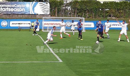 Clusone: Atalanta-Brusaporto finisce 9 a 0