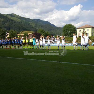 L'Atalanta debutta contro la Rappresentativa Città di Clusone