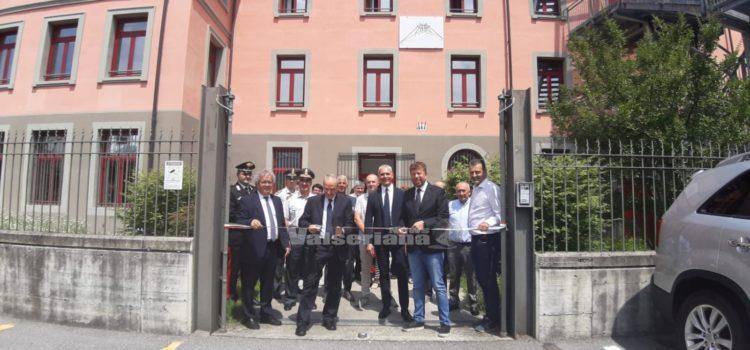 Inaugurata a Clusone la nuova sede dell'Inps – Foto