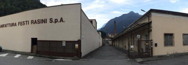 Villa d'Ogna, performance artistica alla Festi Rasini