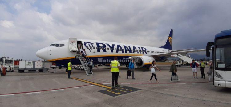 Aeroporto di Bergamo: Ryanair celebra 100 milioni di passeggeri