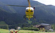 55enne precipita sul monte Arera, interviene l'elisoccorso