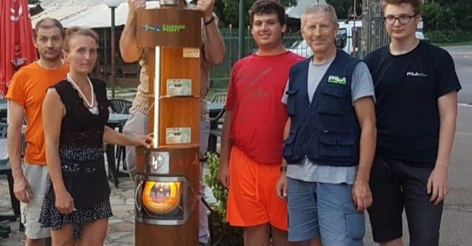 Al Centro Sportivo Ruggeri un defibrillatore e un punto di ricarica e-bike