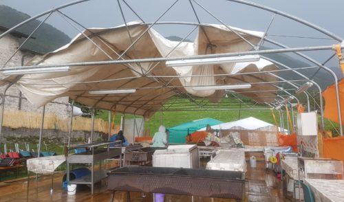 Danni del maltempo estivo in Lombardia, no allo stato d'emergenza