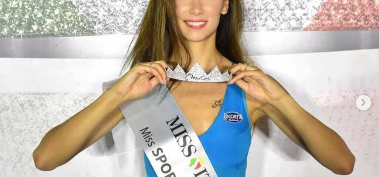 Miss Italia 2019, Gaia Trussardi di Clusone punta alla finale