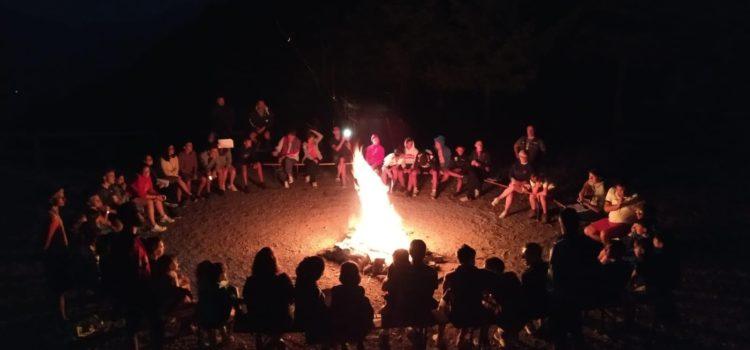 GremCamp, 40 bambini e ragazzi in campeggio sul monte Grem – foto