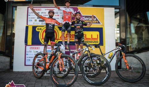 Daniele Mensi vince la Valseriana Marathon – la classifica