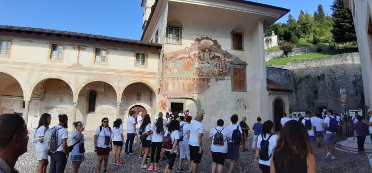 Clusone: Camminar con gusto fra arte e gastronomia- Foto