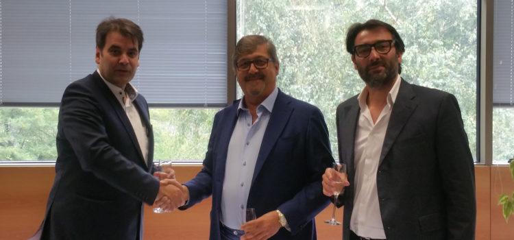 Itema firma dell'accordo per il controllo del Gruppo Schoch