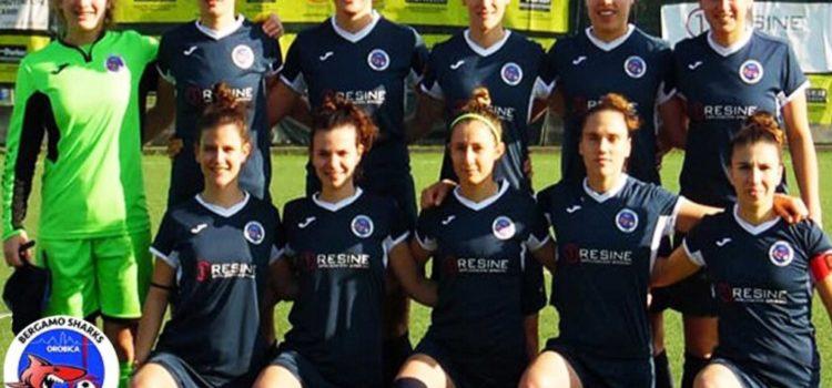 Calcio: al via il campionato di Serie A femminile, in campo L'Orobica Calcio Bergamo