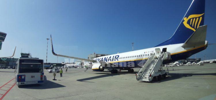 Agosto da record all'aeroporto di Bergamo, passeggeri al massimo storico mensile