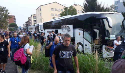 Atalanta: 3mila tifosi bergamaschi in esodo a Zagabria
