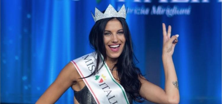 Carolina Stramare è Miss Italia, il titolo torna in Lombardia dopo 29 anni