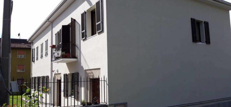 Gandino, lavori ultimati: la riconsegna della caserma ai Carabinieri