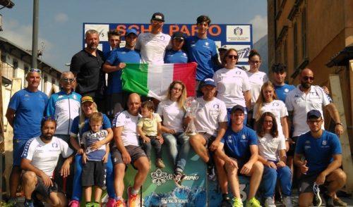 Coppa del Mondo Sci d'erba a Schilpario: vince Arrigoni, Lorenzo Gritti primo in slalom
