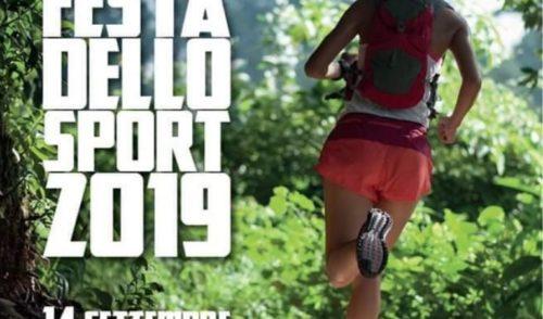 """Sabato 14 settembre a Clusone la """"Festa dello sport"""""""