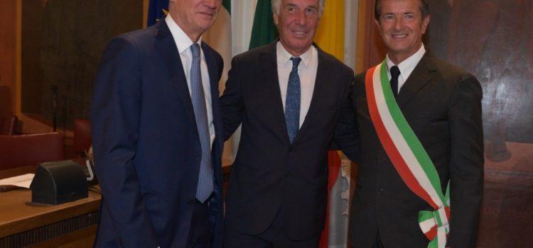 Bergamo: conferita la cittadinanza onoraria a Gasperini