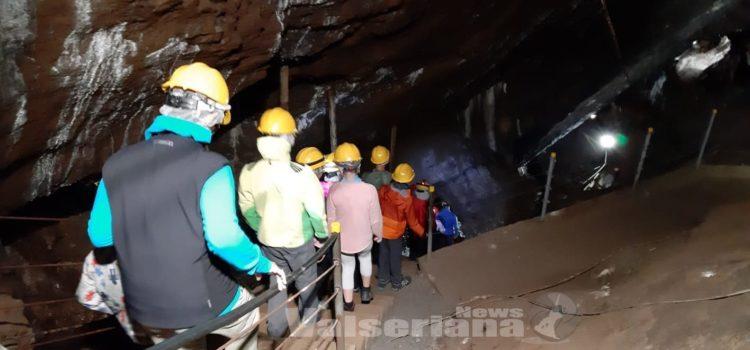 Alla scoperta delle miniere di Schilpario – video