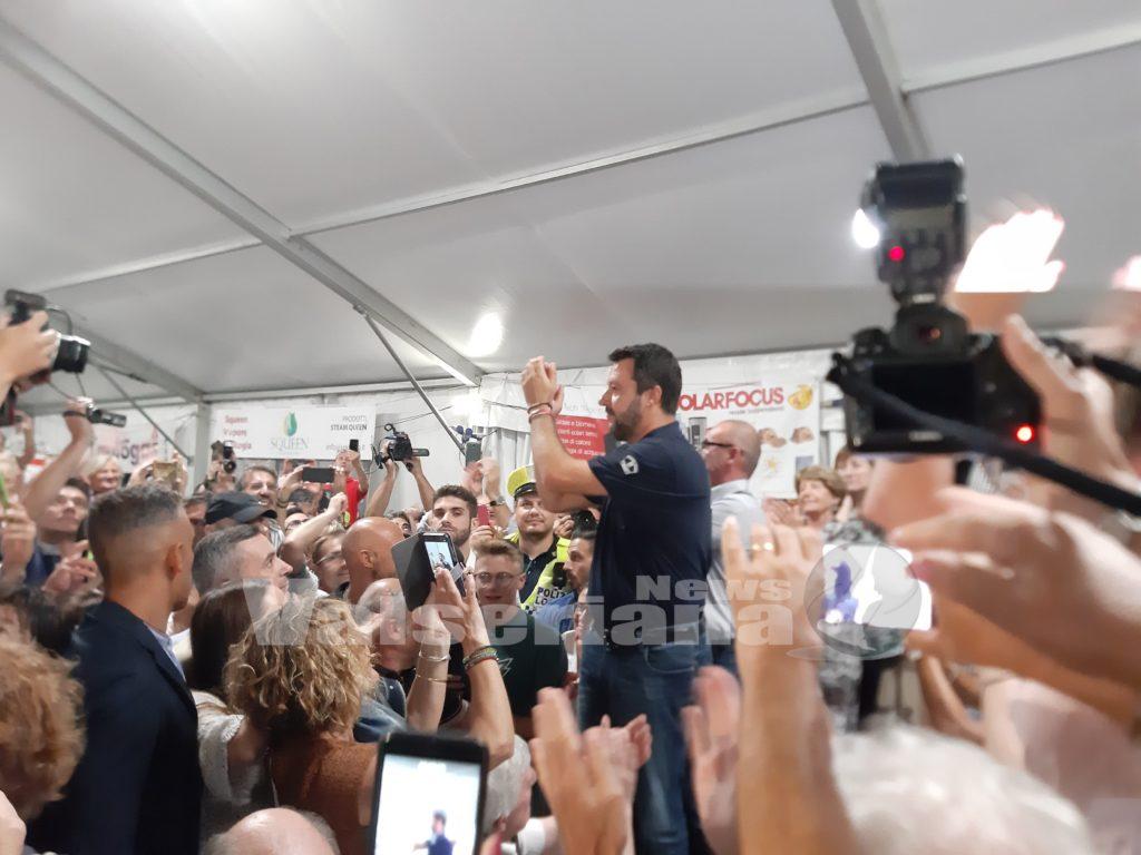 Salvini: porte aperte per i grillini delusi