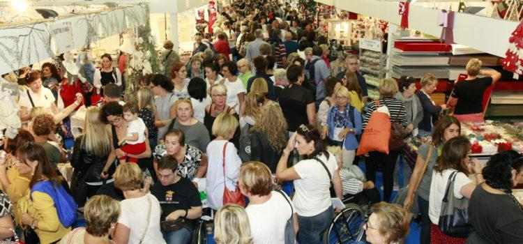 Bergamo, Creattiva da record: in 70mila visitano la fiera